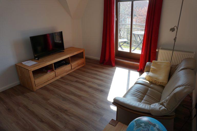 Lese- und TV-Raum Obergeschoss