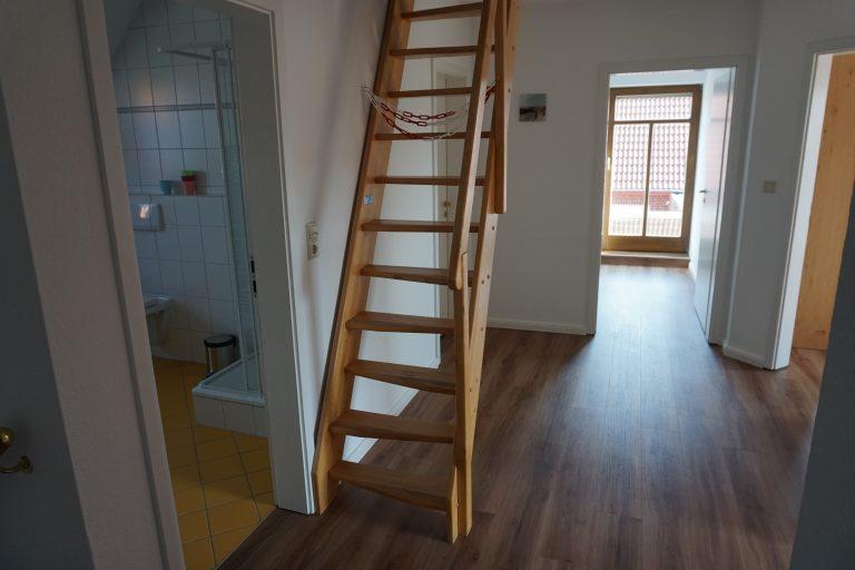 Flur Obergeschoss Bild 1