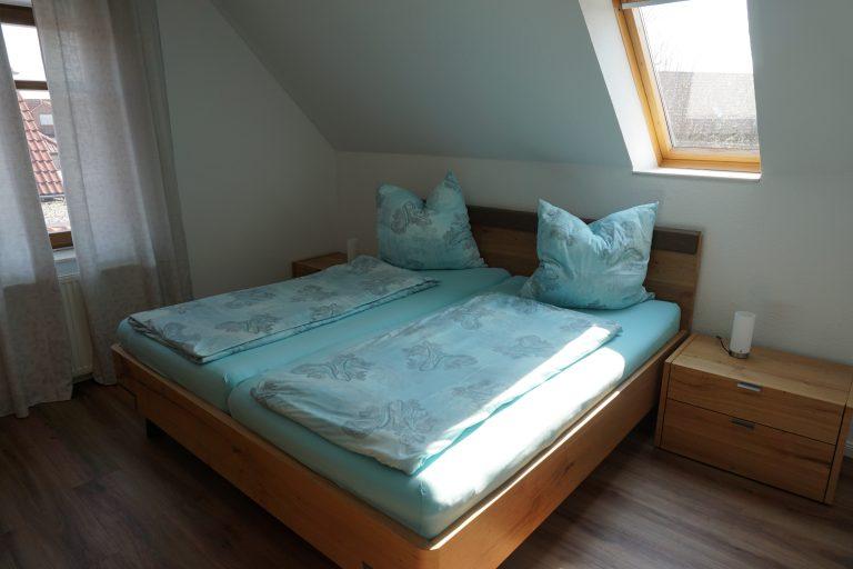 Doppelschlafzimmer Obergeschoss Bild 1