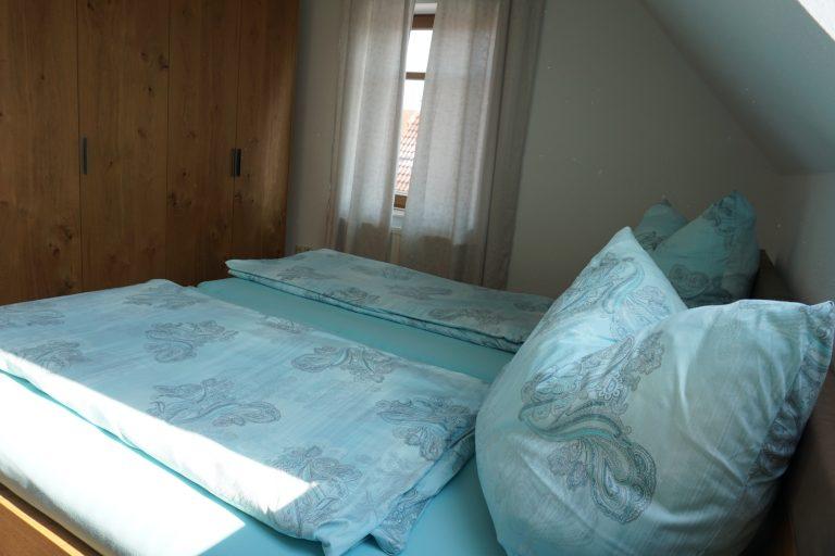 Doppelschlafzimmer Obergeschoss Bild 2