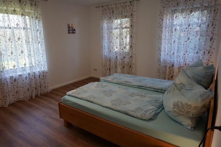 Doppelschlafzimmer Erdgeschoss Bild 1