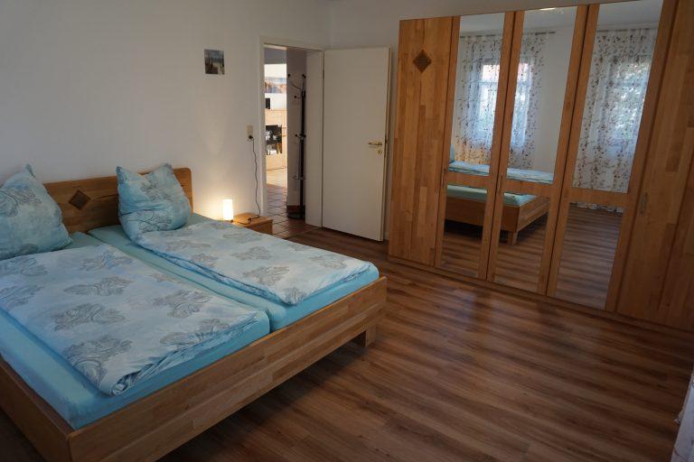 Doppelschlafzimmer Erdgeschoss Bild 2